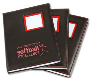 Softball Excellence Softball Journal - stacked