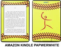 Softball Excellence Skin - Amazon Kindle Paperwhite