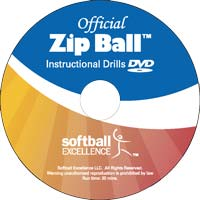 Zip Ball Instructional Drills DVD